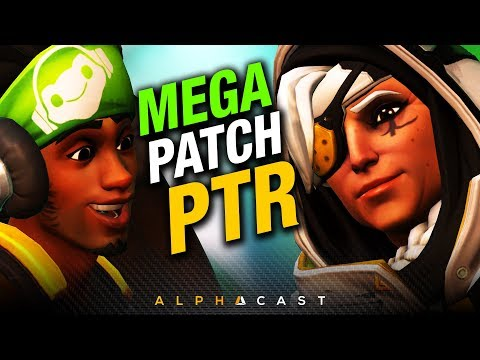 La fin de la meta Dragon Combo ? Retour de Ana ► Analyse Mega patch PTR