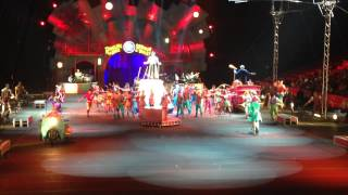 Ringling Bros. Barnum & Bailey Part 1