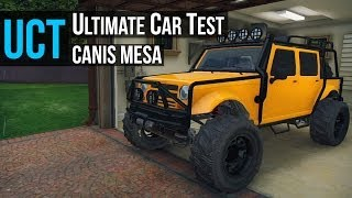 GTA 5 Ultimate Car Test: Mesa Offroad ( Merryweather