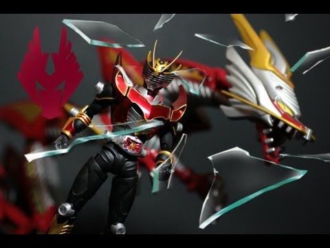 Toy Review: R&M Kamen Rider Ryuki Survive & Dragranzer