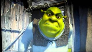 Opening To Shrek 2001 DVD (2 Discs)