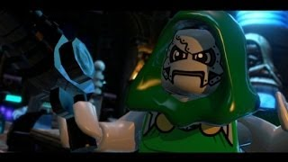 LEGO Marvel Super Heroes 100% Guide #9 Doctor In The