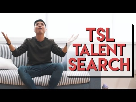$10,000 TSL TALENT SEARCH 2017 (3D2N BOOT CAMP) ANNOUNCEMENT!!!!!