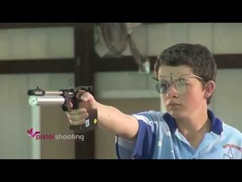 The Olympic Sport of Target Pistol Shooting