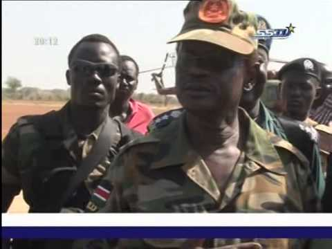 "South Sudan VP Decries Lack of International Condemnation For Alleged ""failed coup"""