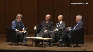 BGE Oliver Janich Rico Albrecht Wolfgang Berger Diskussion 2013