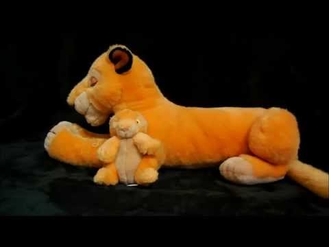 Spotlight item: Sarabi plush (Simba's mom) from The Lion King.