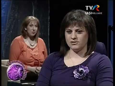 Niculina Gheorghita la Dimensiunea a 4-a, TVR Iasi, 10 martie 2013