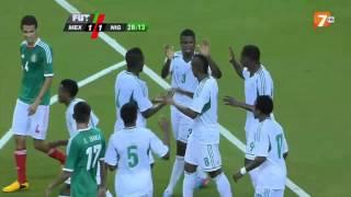 Resumen México Vs Nigeria 2-2 Partido Amistoso 31/05/2013