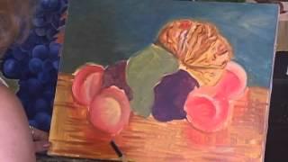 Pintura al óleo. Parte 4