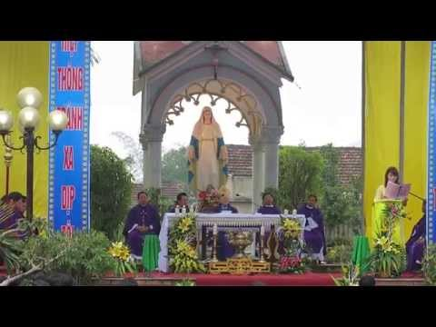 Đáp Ca: Thánh Lễ Chầu Lượt 21/12/2014 - Thúy Nga & Ca đoàn Gx. Bố Sơn