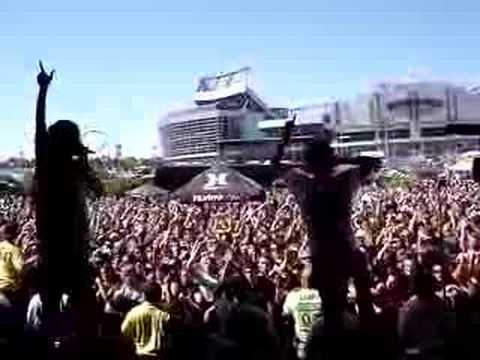 3OH!3 - Don't Trust Me (LIVE) @ Denver Warped Tour 6.29.08