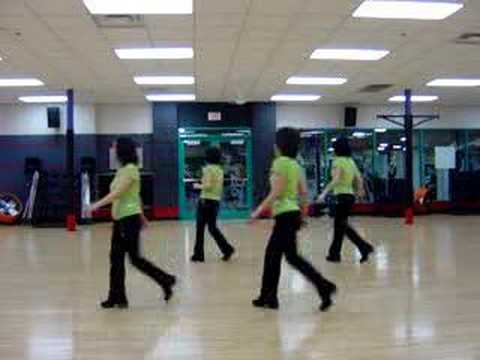 Irish Spirit - Line Dance