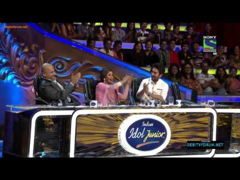 Indian Idol Junior 29th june Part 1