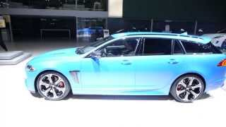 Jaguar Land Rover Launches New Models | Geneva Motor Show