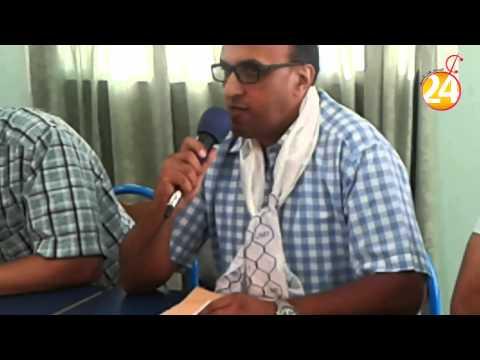 جانب من ندوة الاتحاد المغربي للشغل بتيزنيت