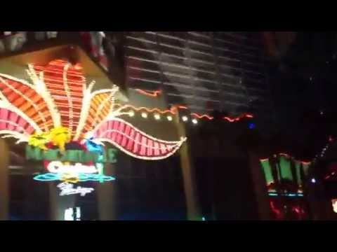Crimea-Gurzuf-Las Vegas. Christmas evening.  It is a tale -