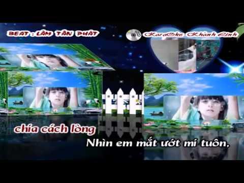 [Karaoke Nhạc Sóng Remix] Éo Le Cuộc Tình
