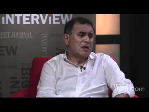 Nouriel Roubini Says Invest in Cash
