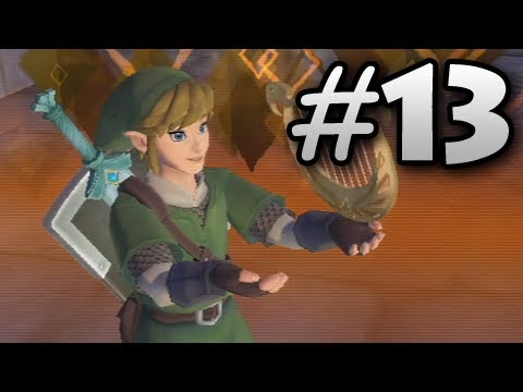 The Legend of Zelda: Skyward Sword - Part 13: Lanayru Mining Facility, We cover the puzzles of the entire third dungeon, the Lanayru Mining Facility! --- Links you should check out! --- Like my page on Facebook: http://www.faceb...