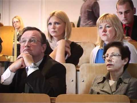 Смотреть видео Вентспилсский вуз организует научную конференцию