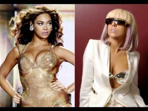 BEYONCE FT. LADY GAGA - VIDEO PHONE OFFICIAL VIDEO WITH LYRICS