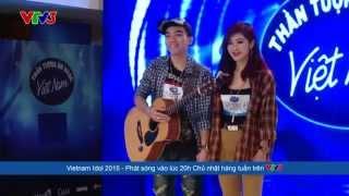 Vietnam Idol 2015 - Tập 4 - Cặp đôi Thế Phương & Ngọc Hà