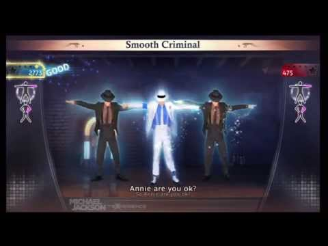 Michael Jackson The Experience - Smooth Criminal (MJ) PS3 5 Stars