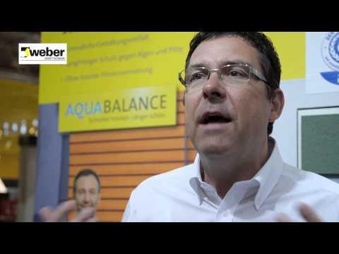 Weber Aquabalance - suche tynki