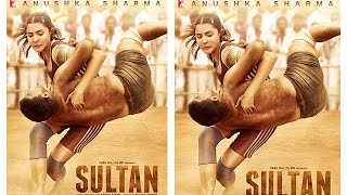 Anushka Sharma's First Teaser From Movie SULTAN !