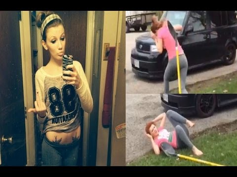 Shovel Girl Calls Out Sharkeisha + Interview After Getting Hit With A Shovel & Wants A Rematch!!
