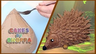 Chocolate Porcupine Cake (How To)