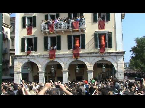 CorfuTimes - Κέρκυρα Πάσχα Πρώτη Ανάσταση 11.00 2011