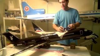 DC-9-31 Playboy Big Bunny CG Balancing with DemonDriver! view on youtube.com tube online.