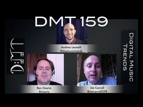 DMT 159: Spotify, Goldieblox, Turntable.fm, Soundrop, The Echo Nest, Rdio & CMT