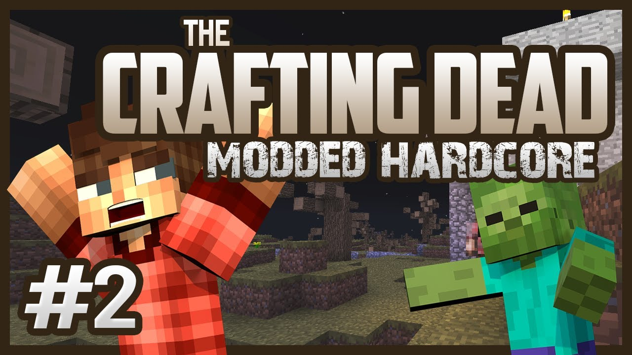Crafting dead hardcore modded survival minecraft ep 2 for The crafting dead ep 1