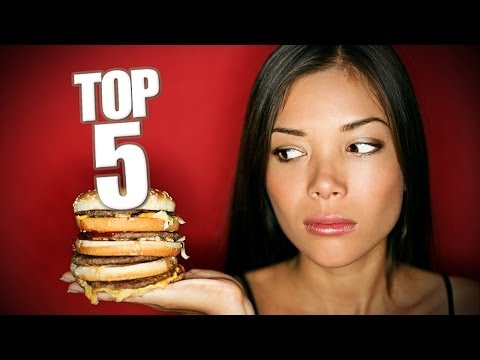 Top 5 Worst Fast Food Restaurants