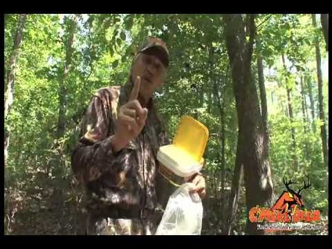 How-To Tip from Hank Parker on How to Attract and Hold Big Bucks with C'Mere Deer