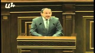 Iya iroq.Nikol Pashinyani eluyt@ - 10.06.2015