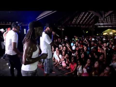 Lançamento do CD Bnada Ghetto é Ghetto - Armany Com Celebridades