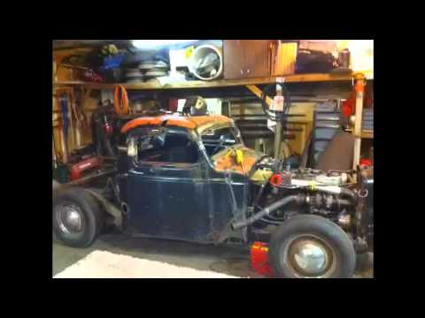Watch on 1941 chevy truck rat rod
