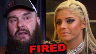 10 WWE Wrestlers Rumored to Get FIRED or Quit in 2019 - Braun Strowman & Alexa Bliss Released?