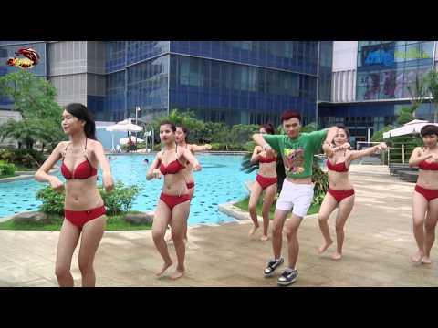 Gái Việt mặc bikini nhảy Gentleman sexy hơn Hàn - Miss Kiếm Hiệp Phần 1