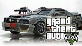 ★ GTA 5 Death Race Vehicles! GTA5 Talk Ep. 20