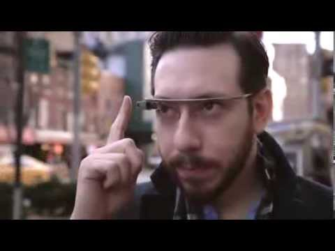Google Glass Technology Trailer