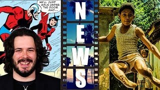 Ant-Man 2015 Casting Update, Pele Movie 2014, Joe Wright