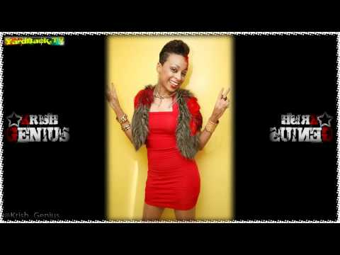 Alaine - Bye Bye Bye [Cardiac Strings Riddim] Sept 2011