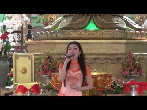 ĐÊM KHÁNH ĐẢN - Kim Linh (Tại chùa Linh Quang - Q4 - TPHCM)