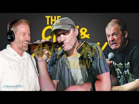 Opie & Anthony: Banksy, Twitter, Redskins (10/15/13)
