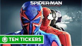 Top 10 nhân vật từng trở thành Spider-Man | Ten Tickers No. 138